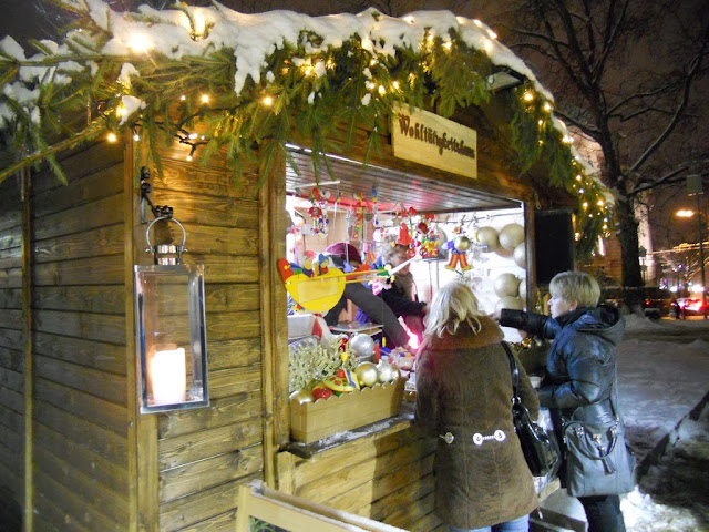 Bulgarian Weihnachtsmarkts or Christmas Markets are finally catching on throughout this Eastern Orthodox nation. Photo: IrinaYakimova.