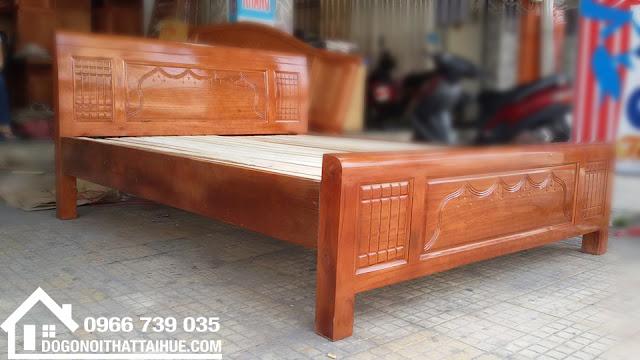 Mua giường ngủ ở Huế, Giường gỗ ở Huế, Mua giường ở Huế, đồ gỗ nội thất Huế