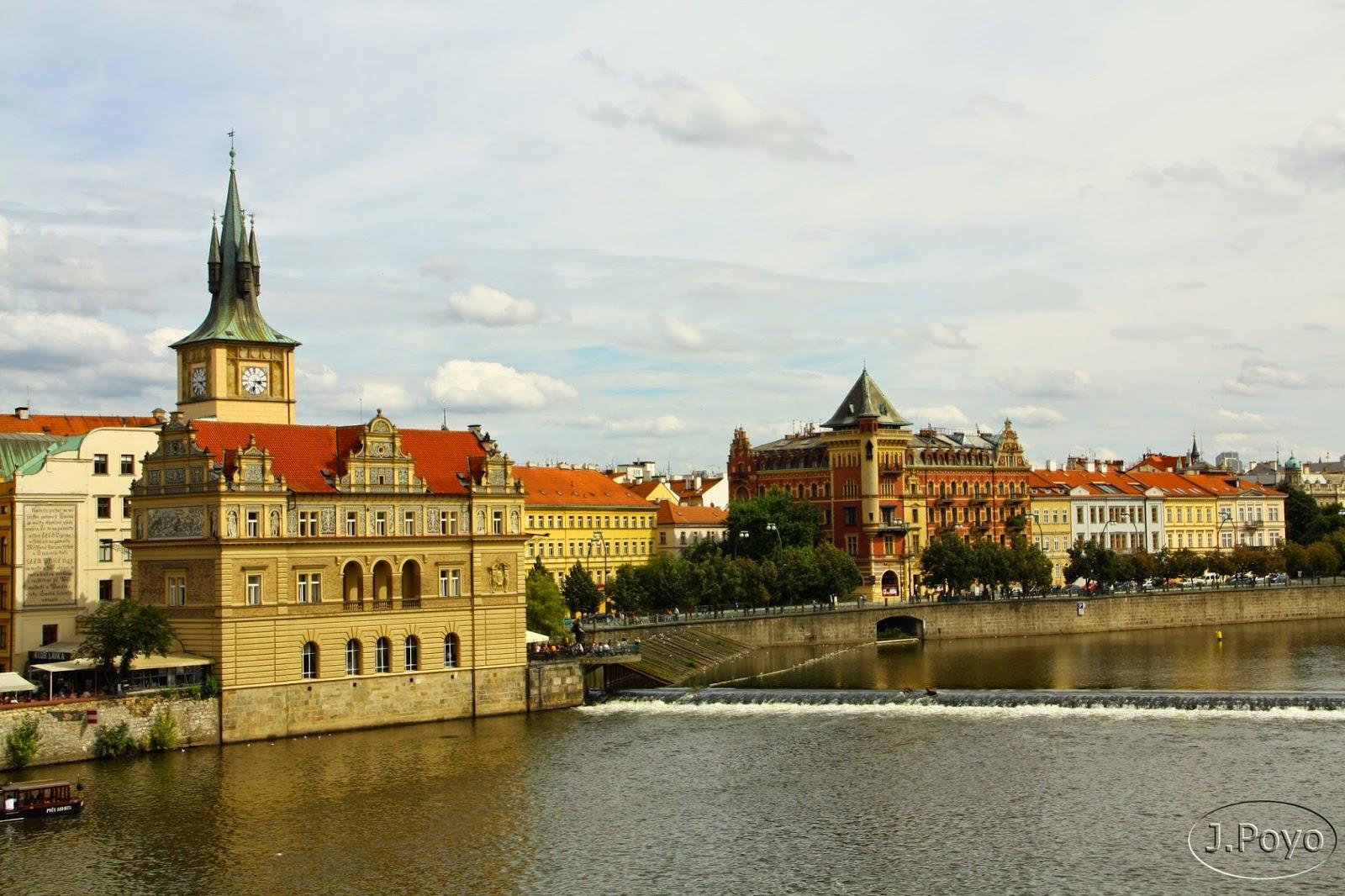 Museo Smetana Puente de Carlos IV de Praga