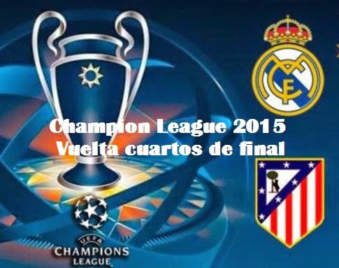 Apuestas vuelta cuartos final Champions League 2015 | Promociones ...