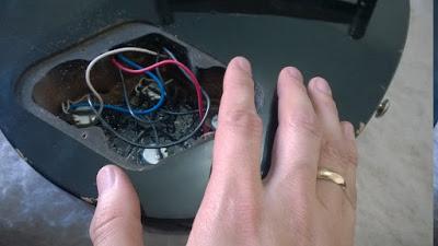 conserto da parte elétrica