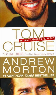 Tom Cruise: An Unauthorized Biography by Andrew Morton - book cover