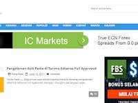 Asik Pedia : Contoh Blog Gado - Gado Yang Di Terima Google Adsense