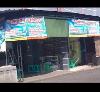 Kios Parfum Berkah Wangi Nusawungu Cilacap