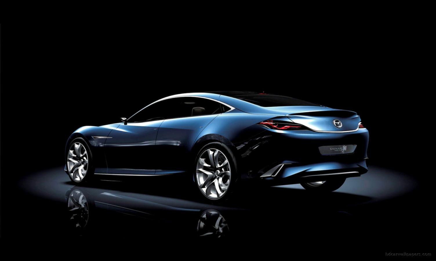 Mazda Car Rain Hd Wallpaper  Free High Definition Wallpapers