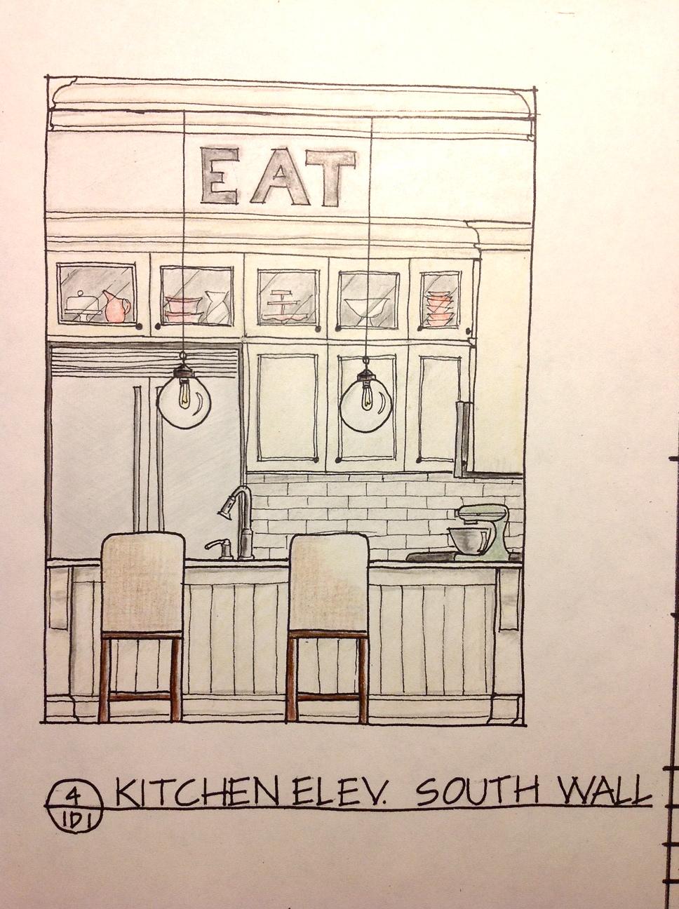 Storyboard Designer Kitchen Interior Design: Van Breugel Design: Portfolio