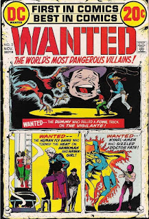 Wanted: The World's Most Dangerous Villains #3