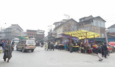 喀什米爾, kashmir, market, 市集