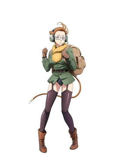Saori Hayami como Sharyu (Mono), nombre real Misaki Yuki. Nacida el 7 de julio. Mata dejando claras las cosas y en paz.