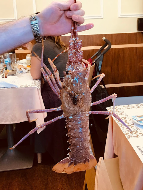 The seafood is fresh at Lisbon's Cervejaria Ramiro, photo credit: Lindsey Viscomi