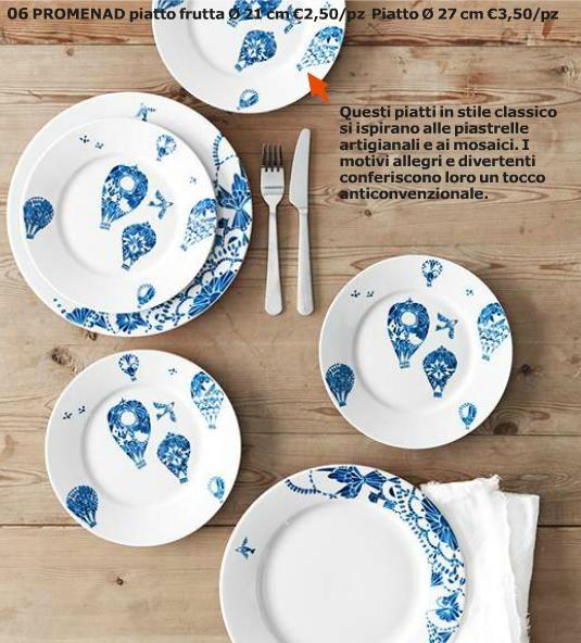 Ilcircolovizioso ottobre 2016 - Servizio di piatti ikea ...