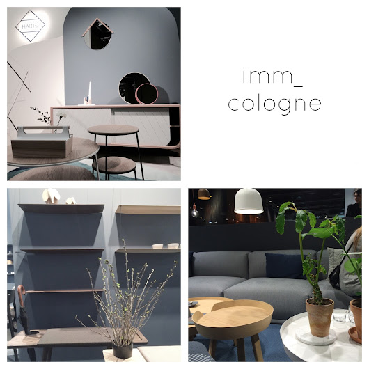 imm_cologne2016 - Gudy Herder on stage and some impressions of the fair