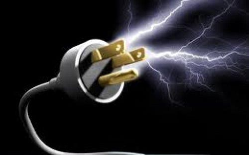 descarga elétrica