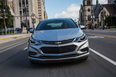2017 Chevy Cruze Offers Smooth, Comfortable Ride