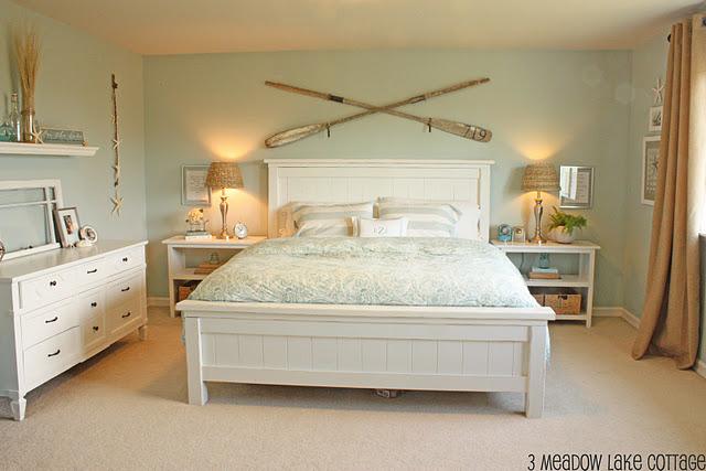 Beachnut Lane A Beach Cottage Bedroom