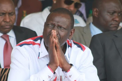 DP William Ruto photo in a past function. PHOTO |fILE