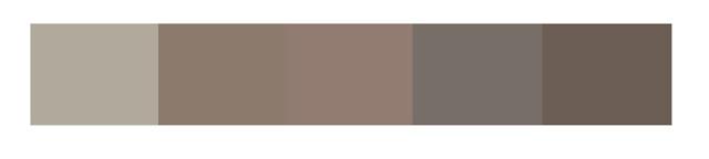 Серо-коричневый цвет и его оттенки taupe color