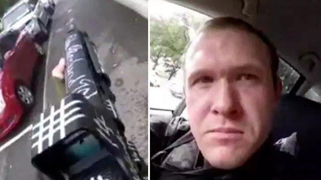 Siapa Sebenarnya Brenton Tarrant, Pembantai Jemaah Masjid Al Noor