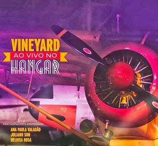 cd vineyard ao vivo hangar