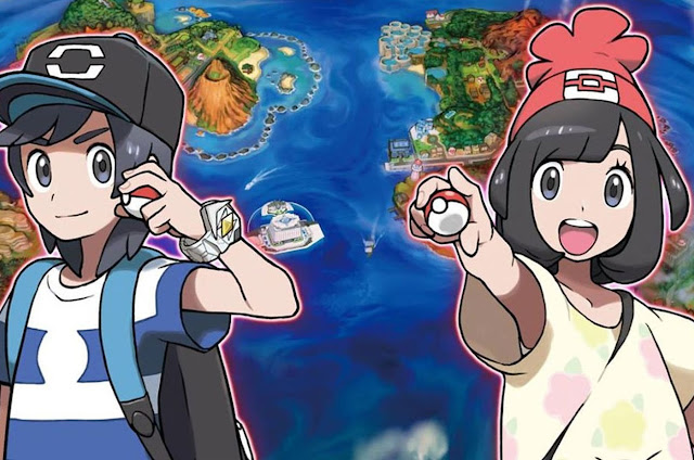 Pokemon Sun & Moon review