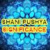 Shani Pushya Yoga Significance