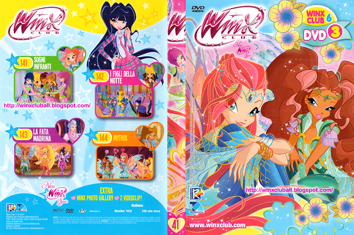 Buy Winx Club - Season 6 on DVD | On Sale Now With Fast