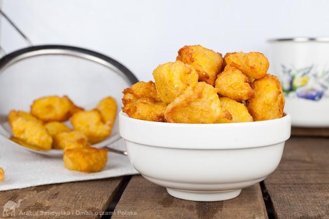 Krakersy ziemniaczano - kukurydziane
