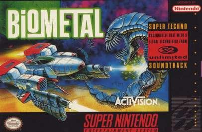 ROMs - BioMetal (Português) - SNES Download