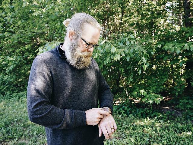 JORD Sawyer Wood Watch