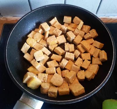 poele tempeh cuisson