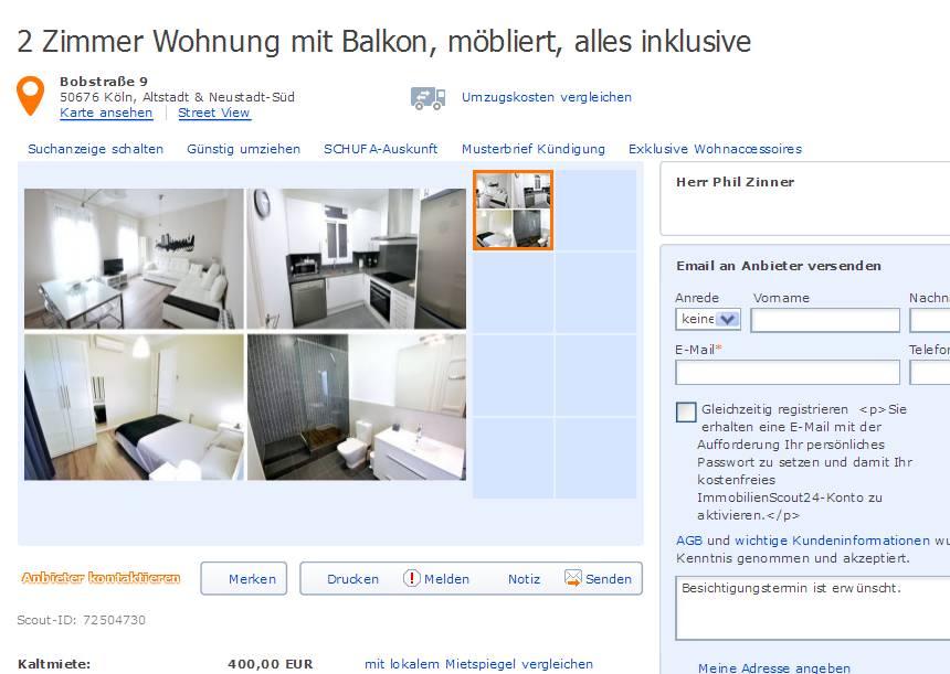 Zimmer Wohnung K Ef Bf Bdln