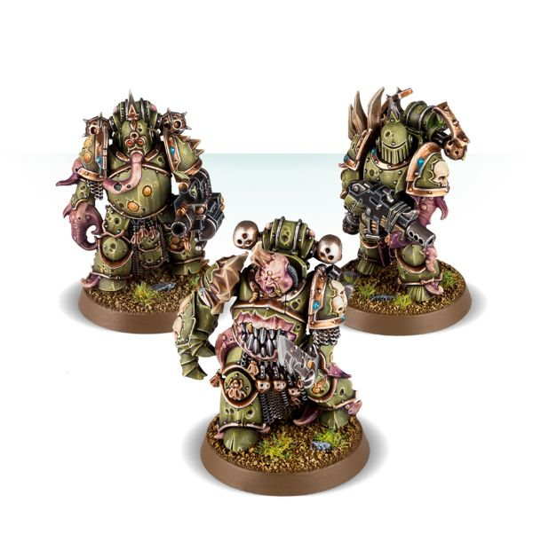 warhammer 40k death guard first strike plague marines