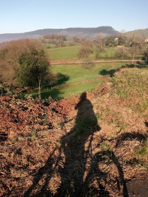 Sombra ciclista