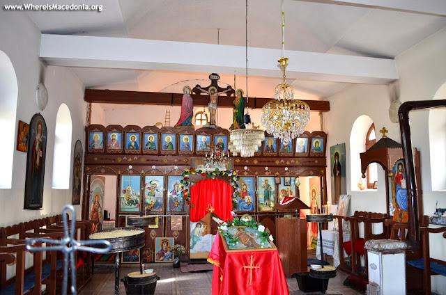 Monastery St. Archangel Michael, Skochivir