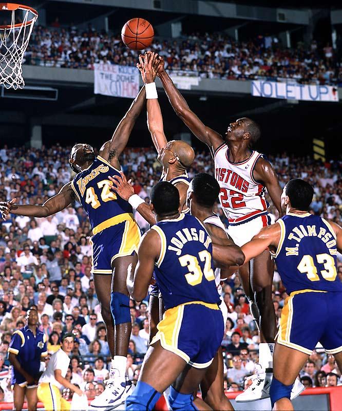 NBA Classic Games: NBA Finals 1988 Lakers- Pistons