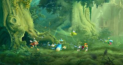 Rayman Adventure full game download