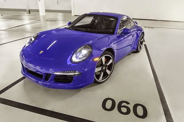 Porsche 911 Carrera GTS Club Coupe