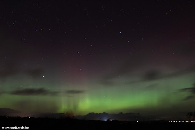 Can I See Northern Lights Scotland Tonight