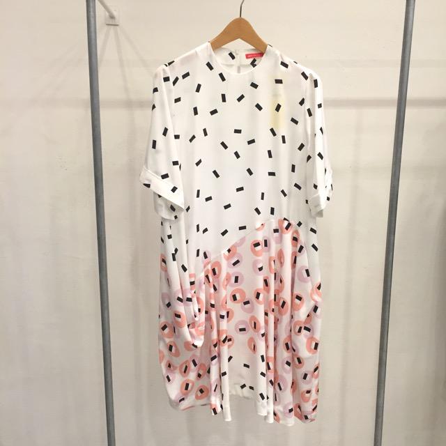 mint designs【ミントデザインズ】CAPSULE DRESS