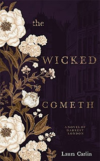 The Wicked Cometh by Laura Carlin - Reading, Writing, Booking