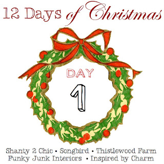 12 Days of Christmas, Day 1