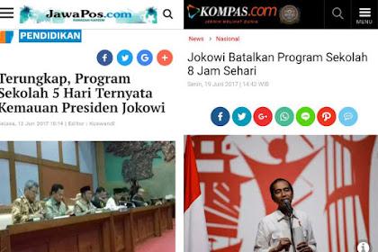 Nah lho Terbongkar! Muhadjir Effendy: Yang Menggagas Full Day School Adalah Presiden Jokowi