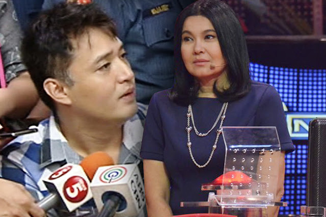 Lorna Tolentino Worries For Police's Treatment of Stepson Mark Anthony Fernandez