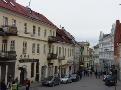 calle Didzloji vilna