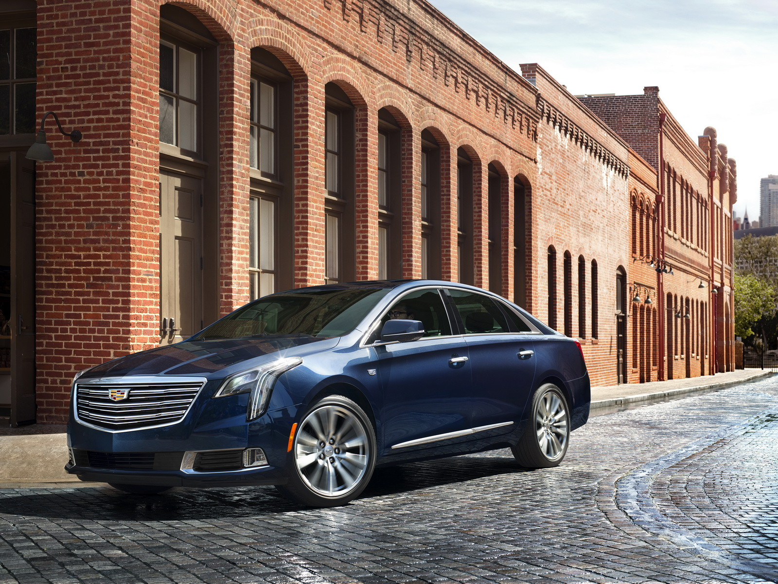 Vwvortex com facelifted 2018 cadillac xts revealed fresh styling enhanced technology and an improved chassis