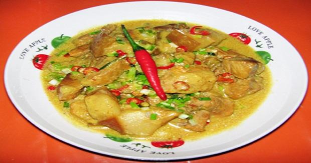 Bicol Curry Express Recipe