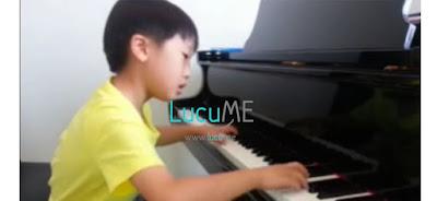 Bocah 7 Tahun Ini Punya Skill Gokil Bermain Piano, Keriting Bro!