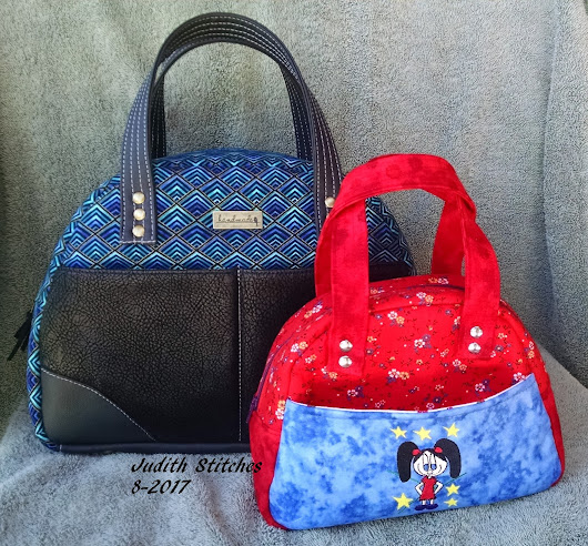 Bodacious Bowler Bags by Chris W Designs