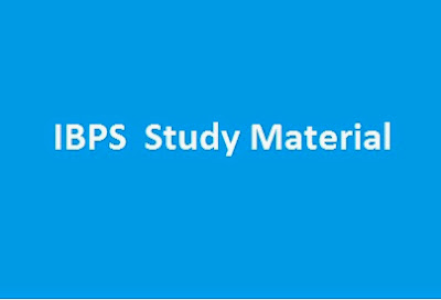 Questions Asked in Recent IBPS exam
