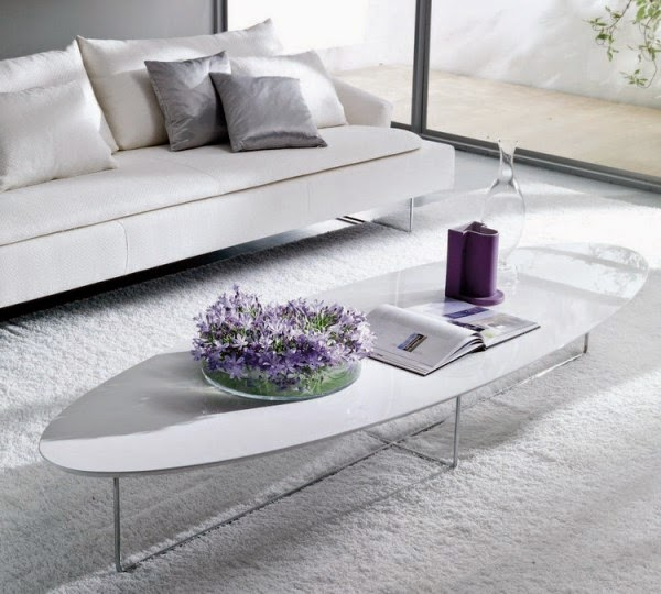 how to choose the right size coffee table